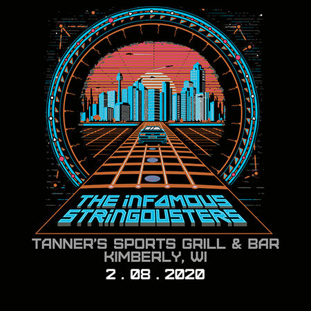 02/08/20 Tanner's Sports Grill & Bar, Kimberly, WI