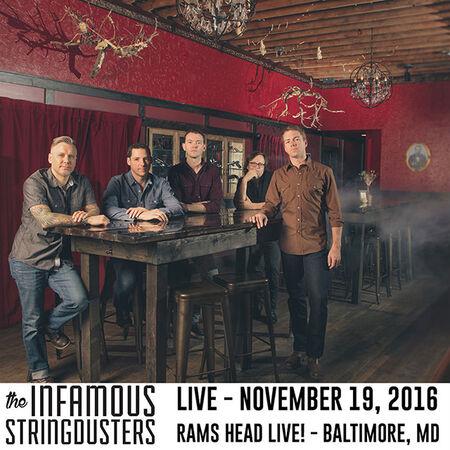 11/19/16 Ram's Head Live, Baltimore, MD