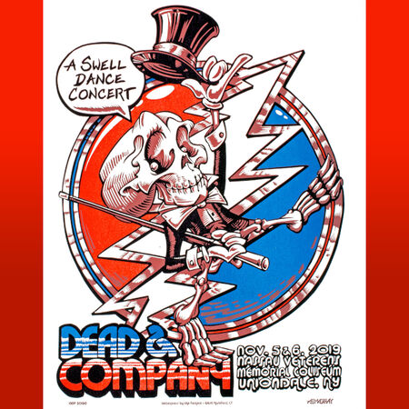 11/06/19 Nassau Veterans Memorial Coliseum, Uniondale, NY