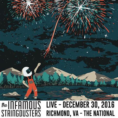 12/30/16 The National, Richmond, VA