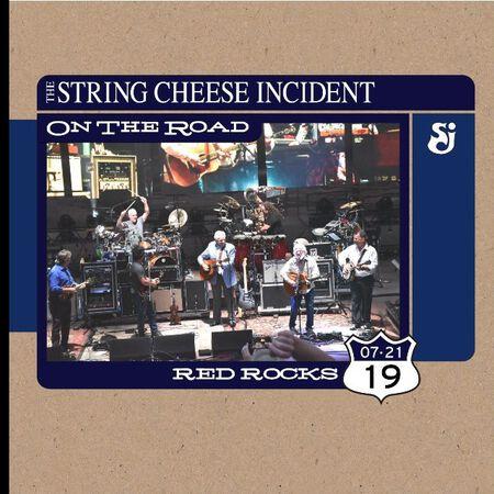 07/21/19 Red Rocks Amphitheatre, Morrison, CO