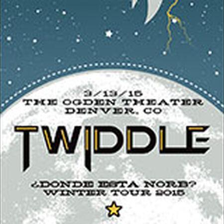 03/13/15 Ogden Theater, Denver, CO