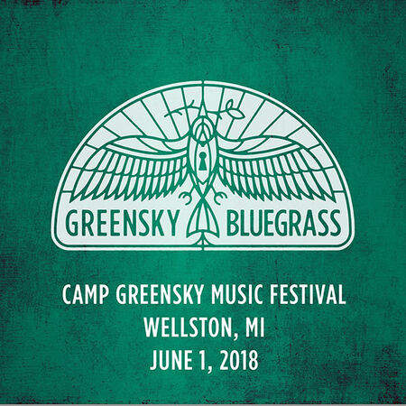 06/01/18 Camp Greensky Music Festival, Wellston, MI