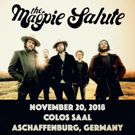 11/20/18 Colos Saal, Aschaffenburg, DE