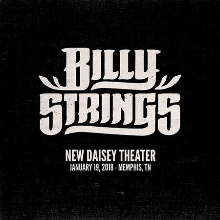 01/19/18 New Daisey Theater, Memphis, TN