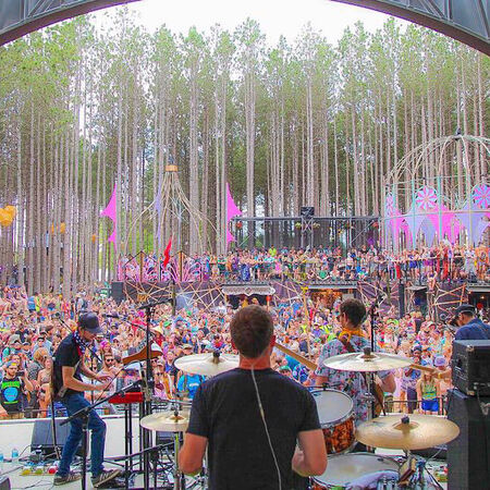 07/01/18 Electric Forest, Rothbury, MI