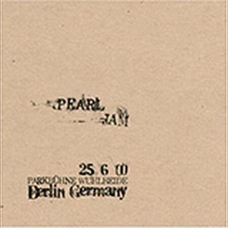 06/25/00 Wuhlheide, Berlin, DE
