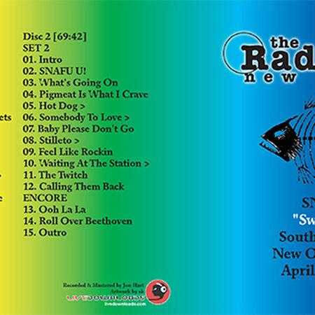 04/30/09 SNAFU, New Orleans, LA