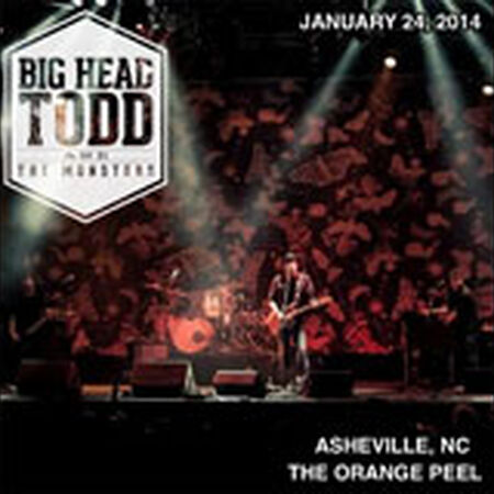 01/24/14 The Orange Peel, Asheville, NC