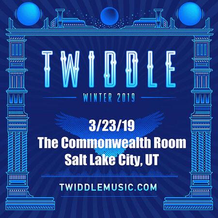 03/23/19 The Commonwealth Room, Salt Lake City, UT