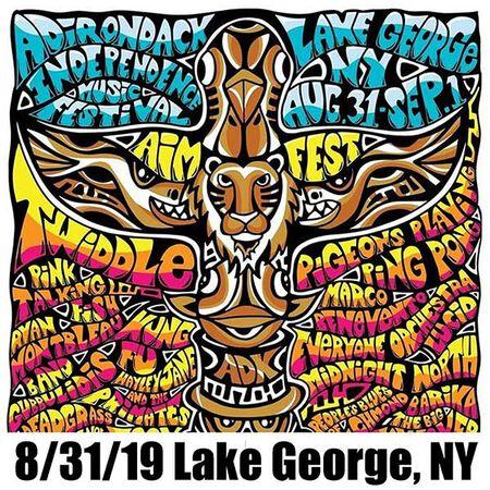 08/31/19 Adirondack Independence Music Festival, Lake George, NY