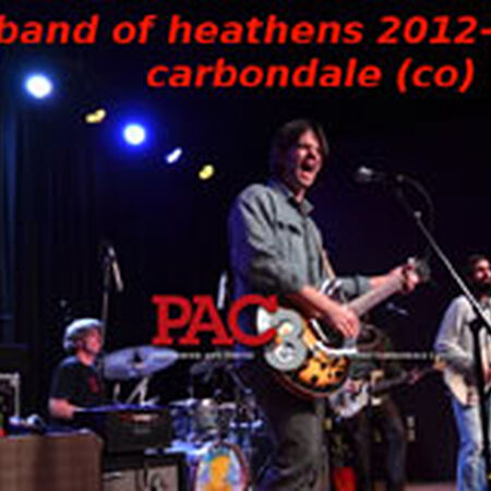 01/13/12 Performing Arts Center on 3rd, Carbondale, CO