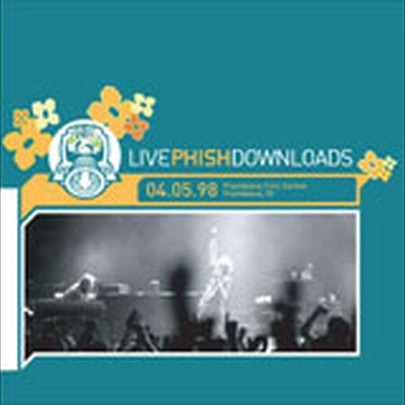 04/05/98 Providence Civic Center, Providence, RI