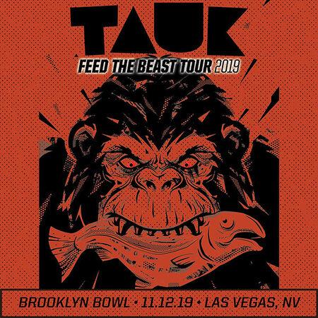 11/12/19 Brooklyn Bowl, Las Vegas, NV