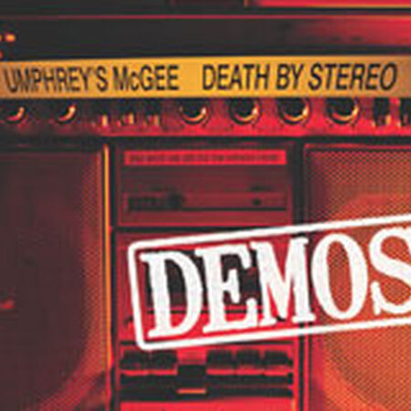 Death By Stereo Demos