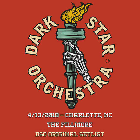 04/13/18 The Fillmore, Charlotte, NC