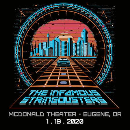 01/19/20 McDonald Theater, Eugene, OR