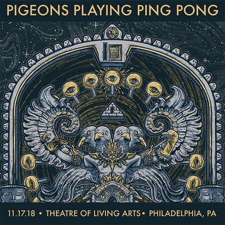 11/17/18 Theatre of Living Arts, Philadelphia, PA