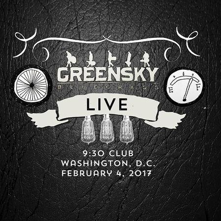 02/04/17 9:30 Club, Washington, DC