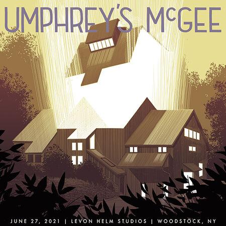 06/27/21 Levon Helm Studios, Woodstock, NY