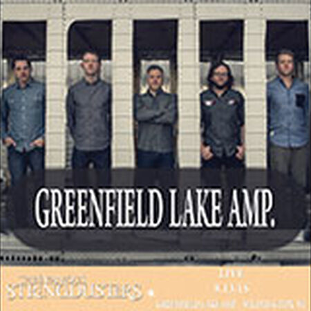 08/13/15 Greenfield Amphitheater, Wilmington, NC