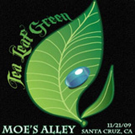 11/21/09 Moe's Alley Blues Club, Santa Cruz, CA