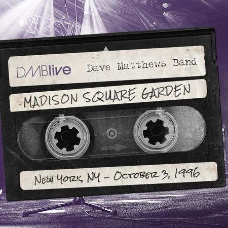 10/03/96 Madison Square Garden, New York, NY