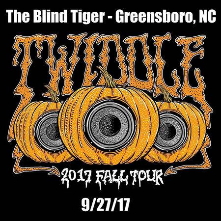 09/27/17 The Blind Tiger, Greensboro, NC