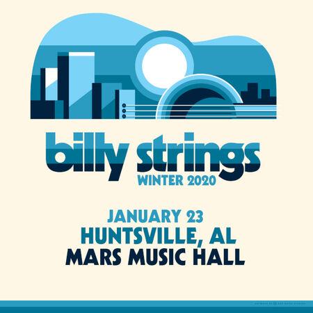 01/23/20 Mars Music Hall, Huntsville, AL