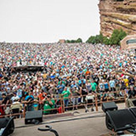 06/28/15 Red Rocks Amphitheatre, Morrison, CO