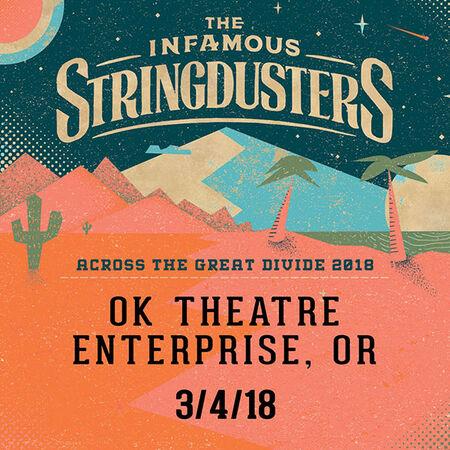 03/04/18 OK Theatre, Enterprise, OR