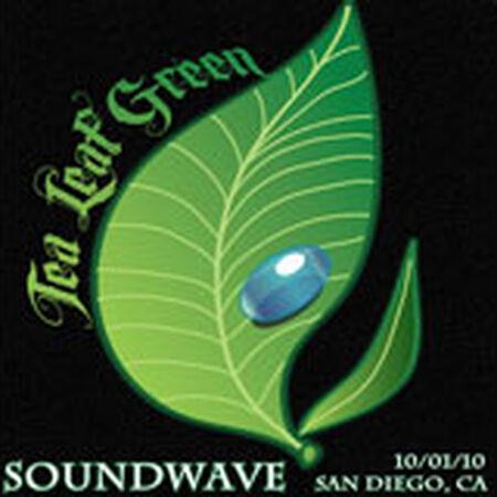 10/01/10 SoundWave, San Diego, CA