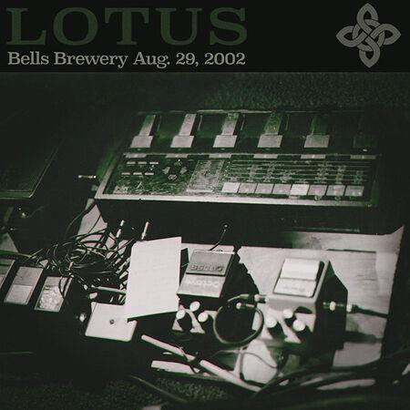 08/29/02 Bell's Brewery, Kalamazoo, MI