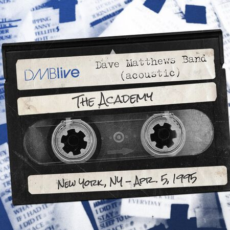 04/05/95 The Academy, New York, NY