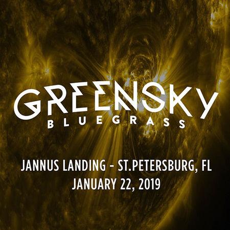 01/22/19 Jannus Landing, St.Petersburg, FL