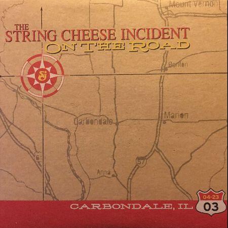 04/23/03 Shyrock Auditorium, Carbondale, IL