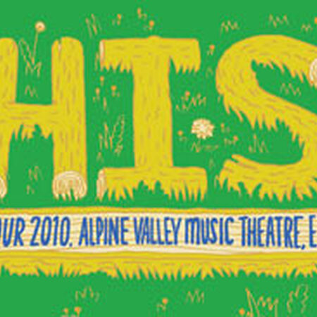 08/15/10 Alpine Valley Music Theatre, East Troy, WI