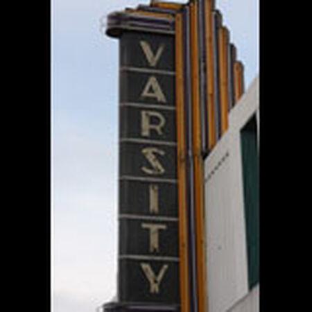 02/09/12 Varsity Theatre, Baton Rouge, LA