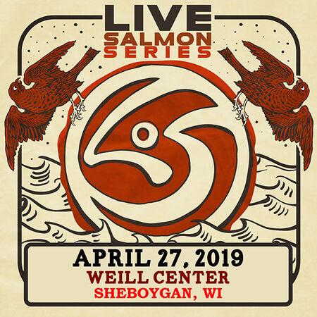 04/27/19 Weill Center, Sheboygan, WI