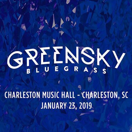01/23/19 Charleston Music Hall, Charleston, SC