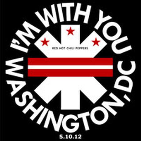 05/10/12 Verizon Center, Washington, DC