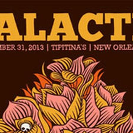 12/31/13 Tipitina's, New Orleans, LA