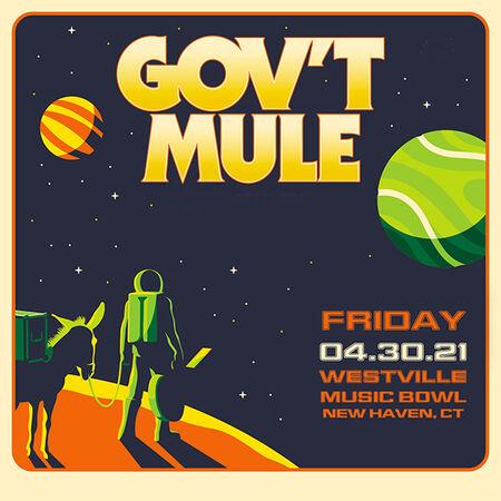 04/30/21 Westville Music Bowl, New Haven, CT