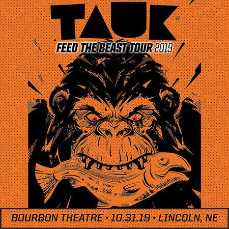 10/31/19 Bourbon Theater, Lincoln, NE