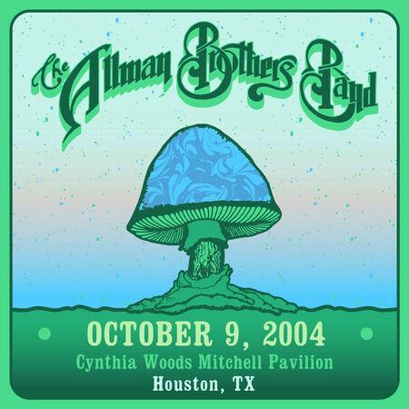 10/09/04 Cynthia Woods Mitchell Pavilion, Houston, TX