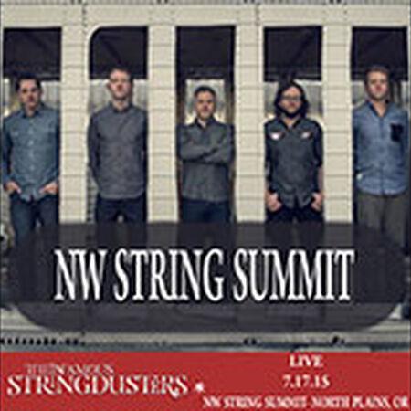 07/17/15 Northwest String Summit Main Stage, North Plains, OR