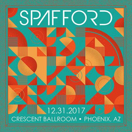 12/31/17 Crescent Ballroom, Phoenix, AZ