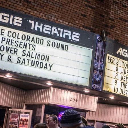 02/02/18 Aggie Theatre, Fort Collins, CO