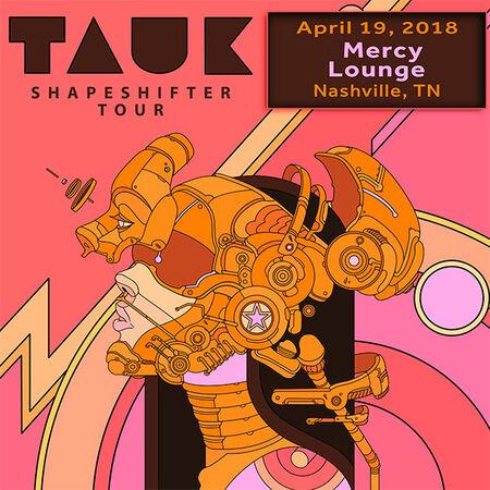 04/19/18 Mercy Lounge, Nashville, TN