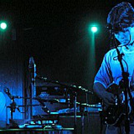 03/31/04 Manchester Academy III, Manchester,  UK